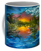 Tranquil Lake Coffee Mug