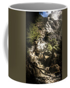 Tranquil Mountain Canyon Coffee Mug