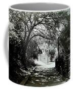 Tranquil Walk Coffee Mug