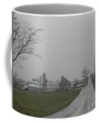 Tranquility And Serenity Blanket The Land Coffee Mug