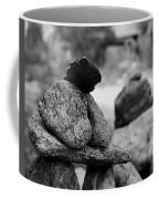 Tranquility Rocks Buddhist Monastery Carmel Ny  Coffee Mug
