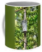 Transformer And Power Lines Coffee Mug