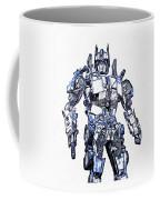 Transformers Optimus Prime Or Orion Pax Graphic  Coffee Mug