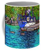 Transients Cartoon Coffee Mug