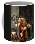 Transition From Alchemy To Chemistry Coffee Mug