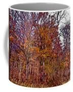 Transitions - Painterly Coffee Mug