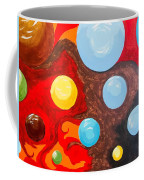 Transitions Time Space And Visions Of November Coffee Mug