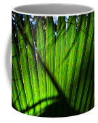 Translucent Green Coffee Mug
