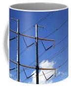 Transmission Lines Coffee Mug