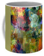 Transparent Layers Two Coffee Mug