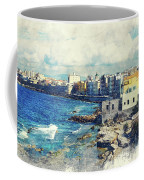 Trapani Art 19 Sicily Coffee Mug