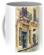 Trapani Art 21 Sicily Coffee Mug