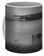 Trapped Bw Coffee Mug