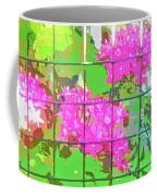 Trapped Flowers Coffee Mug