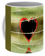 Trapped Heart Coffee Mug