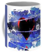 Trapped Heart Coffee Mug