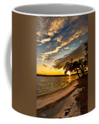 Trapped Sunset Coffee Mug