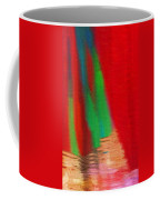 Travel Shopping Colorful Scarves Abstract Series India Rajasthan 1a Coffee Mug