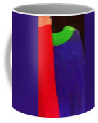 Travel Shopping Colorful Scarves Abstract Series India Rajasthan 1e Coffee Mug