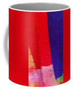 Travel Shopping Colorful Scarves Abstract Series India Rajasthan 1f Coffee Mug