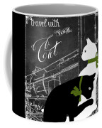 Travel With Your Cat Coffee Mug