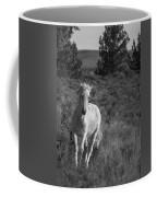 Traveler Bw Coffee Mug