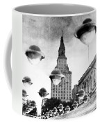 Travelers Insurance Tower Coffee Mug