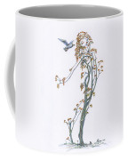 Traveling Companion Re-imagined Coffee Mug