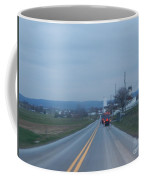 Traveling Home After Easter Monday Gatherings Coffee Mug