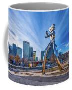 Traveling Man Day Coffee Mug