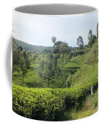 Travelling By Train From Colombo To Badulla Coffee Mug