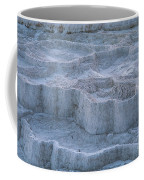 Mammoth Hot Springs Travertine Terraces Two Coffee Mug