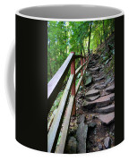 Treacherous Hike Coffee Mug