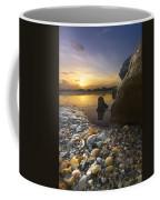 Treasure Cove Coffee Mug by Debra and Dave Vanderlaan