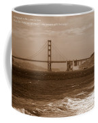 Treasure Hunt Poster Coffee Mug