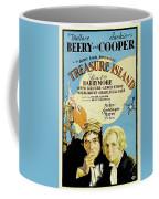 Treasure Island 1934 Coffee Mug