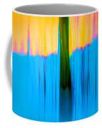 Tree Abstract Coffee Mug