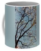 Tree Against The Sky Coffee Mug