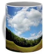 Tree And Blue Sky Coffee Mug