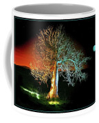 Tree And Moon Coffee Mug