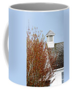 Tree And School House 795 Coffee Mug