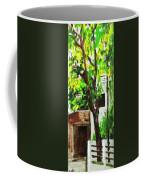 Tree And Shade Coffee Mug
