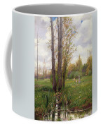 Tree Beside Water  Coffee Mug