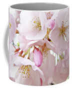 Tree Blossoms Art Prints Canvas Pink Spring Blossoms Baslee Troutman Coffee Mug