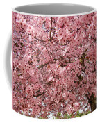 Tree Blossoms Pink Blossoms Art Prints Giclee Flower Landscape Artwork Coffee Mug