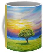 Tree By The Beach Coffee Mug