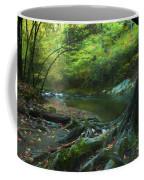 Tree By Water Coffee Mug