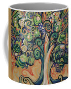 Tree Candy Coffee Mug