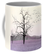 Tree Change Coffee Mug