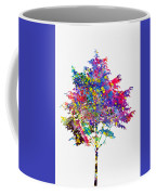 Tree-colorful Coffee Mug